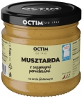 Octim Mustard with dried tomatoes on apple vinegar
