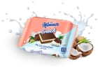 Krüger Manner Wafer with chocolate and coconut flavor