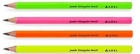 Adel Pencil HB Jumbo Flash Fluo