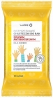 Luba Cleansing hand wipes with antibacterial liquid for children