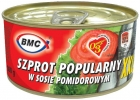 BMC Szprot popular in tomato sauce XXL