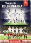Interdruk Piłkarska kolorowanka A4