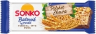 Barra de cereal muesli polaca Sonko trigo, centeno, avena