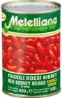 Frijoles Metelliana rojos