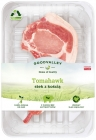 Goodvalley Tomahawk bone steak from non-antibiotic and non-GMO farms.