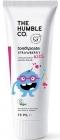 Humble Brush Strawberry Zahnpasta für Kinder mit Fluorid