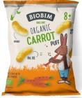 Biobim Corn chips with carrots BIO