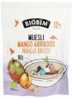 Biobim Organic mango muesli - BIO peach