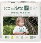 Naty Ekologiczne Pieluszki 4+