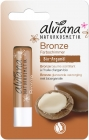 Alviana Balsam do ust Bronze