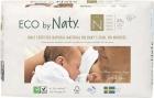 Органическая подгузник Naty - 4,5 кг N
