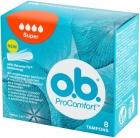 OB ProComfort Супер Тампоны