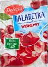 Желе Delecta с вишневым вкусом