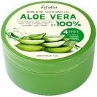 Esfolio Beruhigendes und feuchtigkeitsspendendes Gel für Gesicht und Körper, 100% Aloe