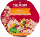 Король Оскар Салат готов к употреблению в мексиканском стиле