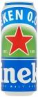 Cerveza ligera sin alcohol Heineken 0.0%