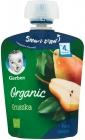 Gerber Organic Deserek Gruszka