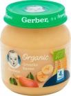 Gerber Organic Gruszka banan