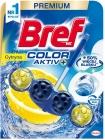 Bref WC Color Aktiv + Pendant for toilet bowl lemon
