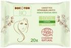 Bocoton BIO Make-up Entfernungstücher
