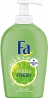 Fa Hygiene & Fresh Lime Liquid soap