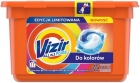 Vizir All in1 Color capsules for washing