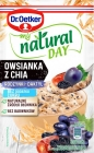 Dr. Oetker My Natural Day Porridge with chia raisins - date