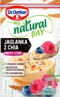 Dr. Oetker My Natural Day Jaglanka with chia forest fruit