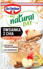 Dr. Oetker My Natural Day Porridge with chia apple-cinnamon