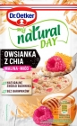 Dr. Oetker My Natural Day Oatmeal with chia raspberry-honey