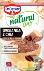 Dr. Oetker My Natural Day Porridge with chia chocolate-banana