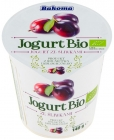 Bakoma Organic Yogurt with plums