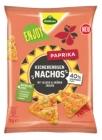 Kühne Nachos Garbanzos y guisantes pimientos