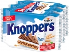 Knoppers Молоко и Хейзел Вафельные 3 х 25 г