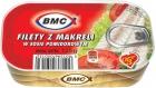 Filetes de caballa BMC en salsa de tomate