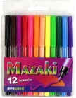 Penword Mazaki 12 kolorów