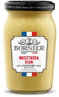 BORNIER DIJON mustard produced in the region of Dijon, France