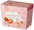 Коробка шоколада Mieszko Вафли Amoretta с йогуртом и клубничным кремом