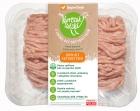 SuperDrob Chicken Carne de pollo picada idílica, fresca de cultivo, sin antibióticos, sin OMG