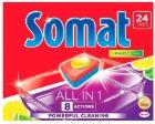 Somat All in 1 lavavajillas pastillas limón