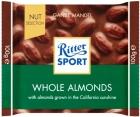 Ritter Sport Молочный шоколад с цельным миндалем