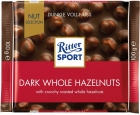 Ritter Sport Dessert Chocolate With whole roasted hazelnuts