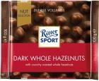 Шоколадный десерт Ritter Sport с цельными жареными лесными орехами