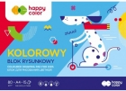Happy Color Blok rysunkowy A4