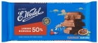 Wedel горьковатый шоколад 50%