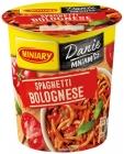 Винные спагетти Болоньезе