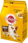 Pedigree complete dry food for adult dogs with chicken and vegetables