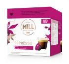 Капсулы Mr&Mrs Mill Espresso совместимы с Dolce Gusto.