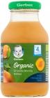 Gerber Organic nectar apricot pear