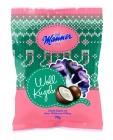 Шоколадные шарики Manner Rolls of Wool с молочной начинкой